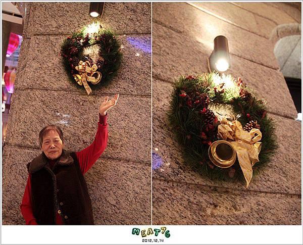 2012,12,14【聖誕節】2012聖誕樹特輯|台北信義區|貴婦百貨金碧輝煌的熱氣球幻想009