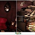 2012,12,14【JokeRCoffee】台北內湖|下午茶咖啡餐廳食記|滿屋子的點心蛋糕跟咖啡香 ♥003