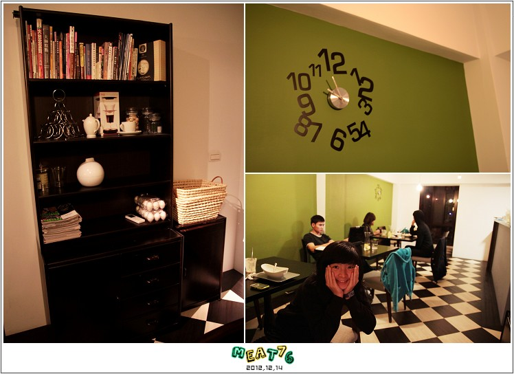 2012,12,14【JokeRCoffee】台北內湖|下午茶咖啡餐廳食記|滿屋子的點心蛋糕跟咖啡香 ♥006