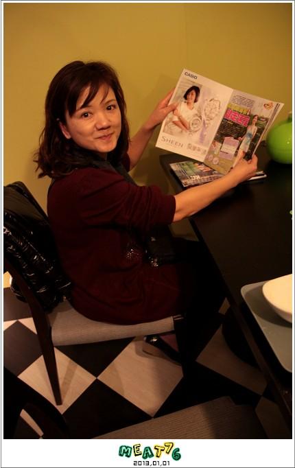 2012,12,14【JokeRCoffee】台北內湖|下午茶咖啡餐廳食記|滿屋子的點心蛋糕跟咖啡香 ♥007
