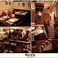2012,12,01,7【CaLACaLA】台北內湖|義大利餐廳食記|歐洲溫馨微奢風義式聚餐好據點004