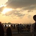2013,02,16,6【FM】過年初七仨人遊擠爆的淡水、港墘我家牛排|(能,玲,柔,烏龍)036