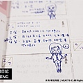 【手繪畫畫練習】2013-02米特手帳日記002|醜畫擺在前頭