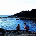 米特,味玩待敘部落格 © MEAT76|2010【台東綠島】柚子湖祕密景點|遠離人群,靜靜地享受大自然海景009.jpg