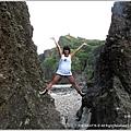 米特,味玩待敘部落格 © MEAT76|2010【台東綠島】柚子湖祕密景點|遠離人群,靜靜地享受大自然海景005.jpg