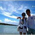 米特,味玩待敘部落格 © MEAT76|2011【台東綠島。遊記】燈塔潟湖|那一年我們一起上燈塔下潟湖,沉浸在碧海藍天的詩篇中015.jpg
