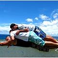 米特,味玩待敘部落格 © MEAT76|2011【台東綠島。遊記】燈塔潟湖|那一年我們一起上燈塔下潟湖,沉浸在碧海藍天的詩篇中008.jpg