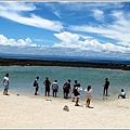 米特,味玩待敘部落格 © MEAT76|2011【台東綠島。遊記】燈塔潟湖|那一年我們一起上燈塔下潟湖,沉浸在碧海藍天的詩篇中012.jpg