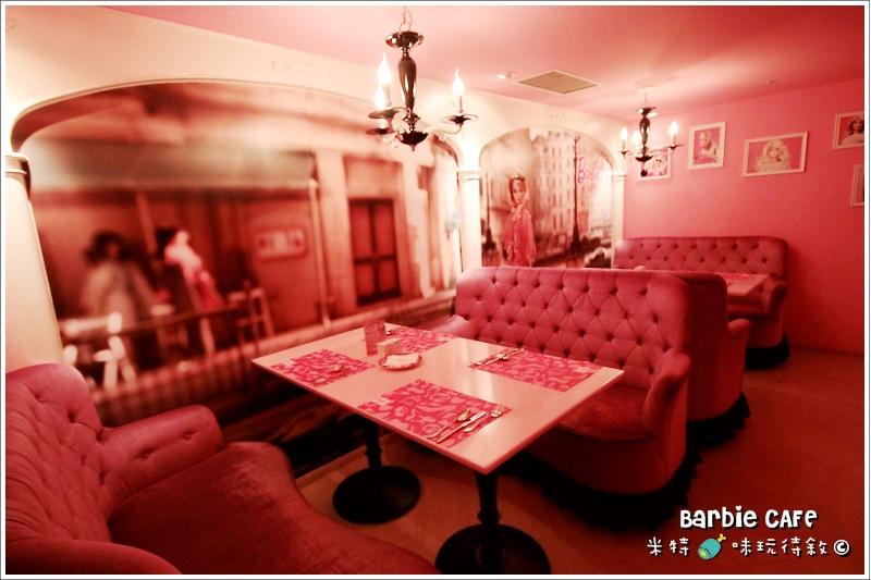 米特,味玩待敘|部落格 © MEAT76|2013-11-26-2【東區|芭比時尚主題餐廳】Barbie CAFE|台北大安捷運忠孝復興食記|女孩內心的芭比世界,浪漫的粉紅約會012.jpg