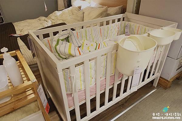 米特,味玩待敘|部落格©MEAT76|台灣美食旅遊親子部落客2015-11【嬰兒床選擇】羕寶寶的第一張嬰兒床真的好難下手啊!LEVANA+BENDI+GARCO+IKEA015.jpg