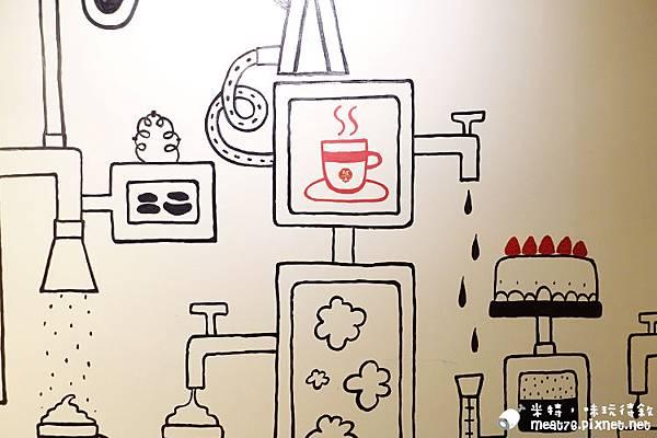 米特,味玩待敘部落格 © MEAT76|2015-10-02-5食【台北內湖科學園區。早午餐咖啡】我食|自在溫馨的義大利麵小酌館,多款奧地利進口啤酒!007.jpg