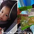 我是米特|台灣美食親子部落客©MEAT76|2017-11-29-3|【兒童玩具】麥當勞兒童餐玩具2017-11-29|搖擺頭躺漢堡慵懶拉拉熊Rilakkuma TOMICA多美小汽車NissanG-TRuma橘色003