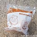 我是米特|台灣美食親子部落客©MEAT76|2017-11-29-3|【兒童玩具】麥當勞兒童餐玩具2017-11-29|搖擺頭躺漢堡慵懶拉拉熊Rilakkuma TOMICA多美小汽車NissanG-TRuma橘色005