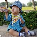 我是米特|台灣美食親子部落客©MEAT76|2017-11-29-3|【兒童玩具】麥當勞兒童餐玩具2017-11-29|搖擺頭躺漢堡慵懶拉拉熊Rilakkuma TOMICA多美小汽車NissanG-TRuma橘色007