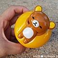 我是米特|台灣美食親子部落客©MEAT76|2017-11-29-3|【兒童玩具】麥當勞兒童餐玩具2017-11-29|搖擺頭躺漢堡慵懶拉拉熊Rilakkuma TOMICA多美小汽車NissanG-TRuma橘色009