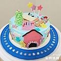 我是米特|台灣美食親子部落客©MEAT76|2018-01-28-7【會跑的湯瑪士小火車造型蛋糕】屏東歐士烘焙坊×創意造型蛋糕殿|小孩大人都會愛上的驚艷動蛋糕!#豈周歲派對生日蛋糕011.jpg