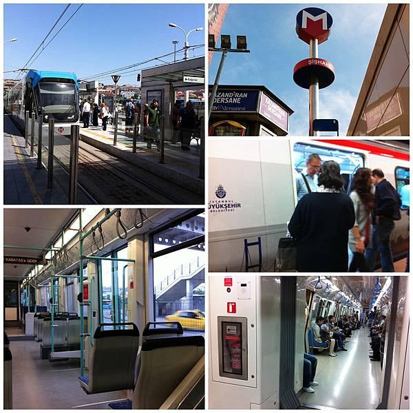 tram & metro