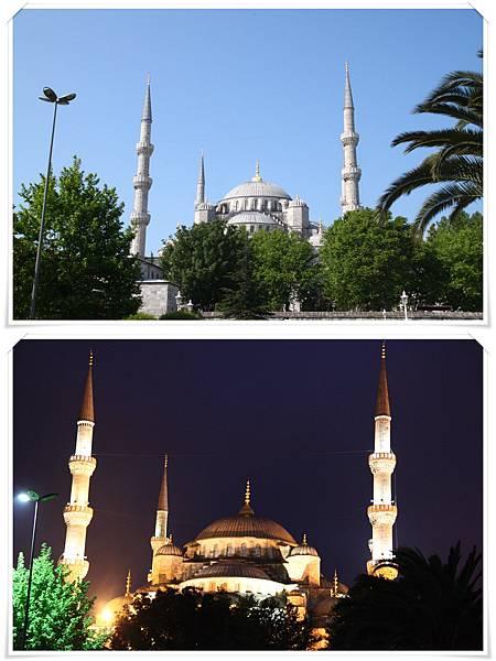 Blue Mosque -1