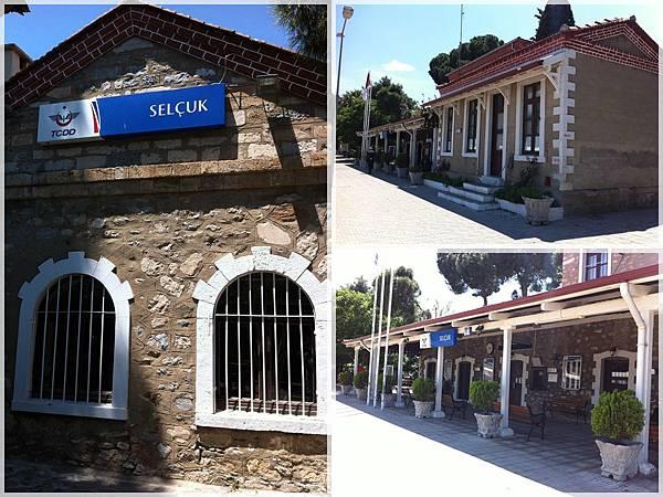 selcuk station