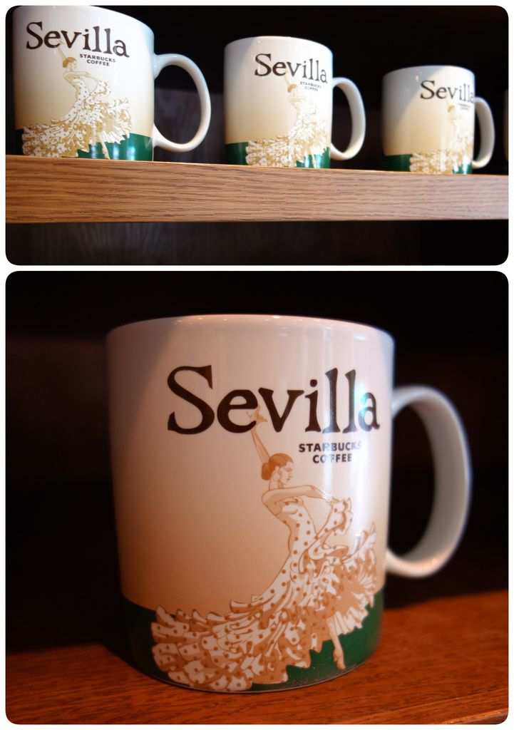 Starbucks Sevilla mug