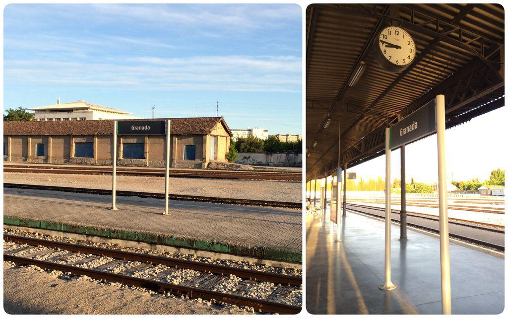 Granada-Station