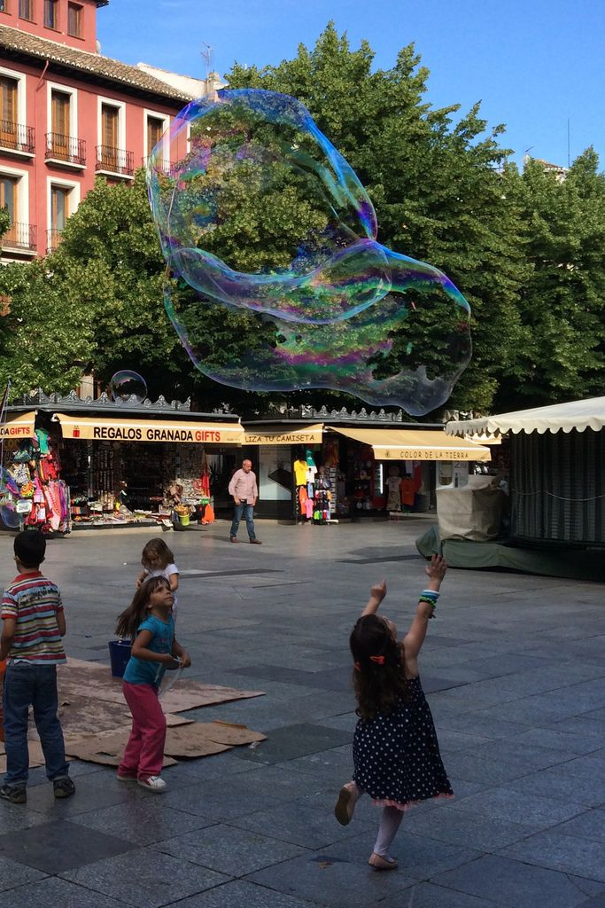 Granada-bubble