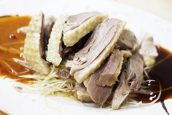 西門町美食  十字亭鵝肉