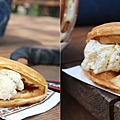 【台北公館】公館台大小木屋鬆餅x台大鮮奶冰淇淋x台大校園拍拍