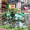 Miao cafe'   台北民生東路三段咖啡館 Miao cafe'  貓花公園  民有二號公園
