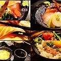平成十九 台北中山區日本料理 生魚片丼飯 烤魚  平成十九菜單  海鮮丼飯  台北好吃的日本料理