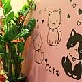 2+1貓窩  台北咖啡館  西門町咖啡館  塔羅牌  西門町算塔羅牌