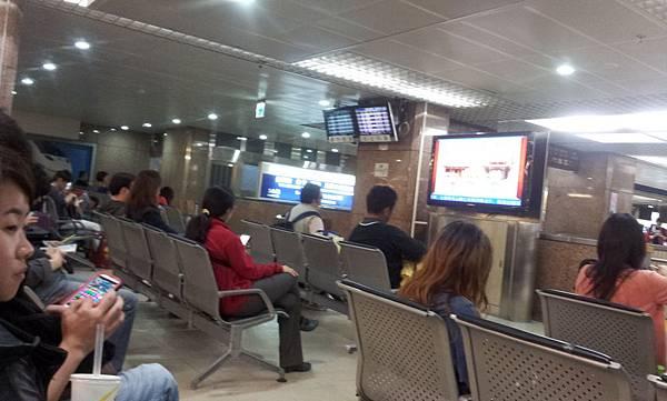 好久沒來台北了,車站變好多