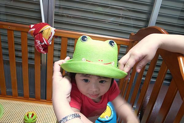 媽咪的小青蛙