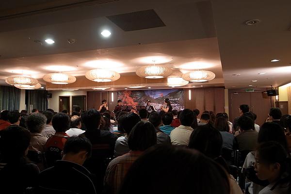竟然是台北交響樂團的人