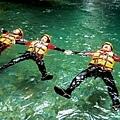 狂人出動--親子溯溪、員工旅遊、員工訓練、團體旅遊,貼近大自然的旅遊~花蓮祕境