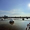 新竹城隍廟→北門井仔腳瓦盤鹽田→桂林酥脆麵→海之冰