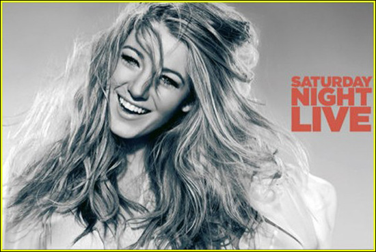 Blake Lively Saturday Night Live Promo Photos 02.jpg