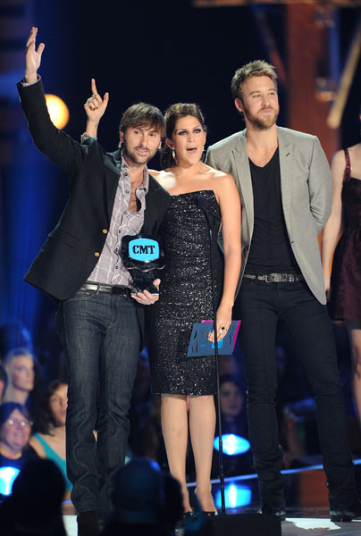 Group Video of the Year, Lady Antebellum - Need You Now.jpg