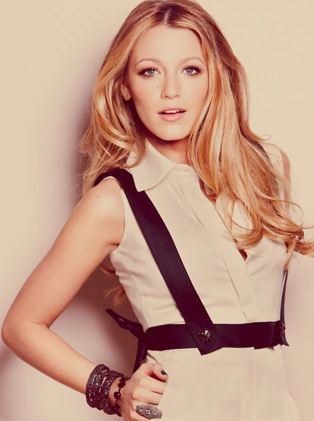 Blake Lively Pictures From 'Marie Claire, UK' October 2010-01.jpg