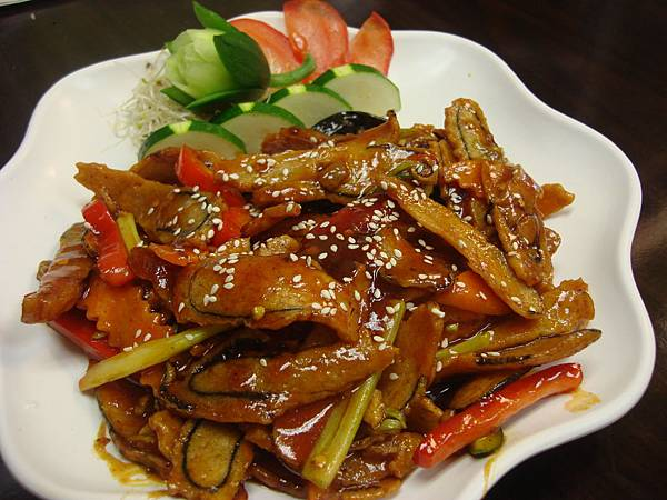 Spicy Bean Curd fish with cashew nuts