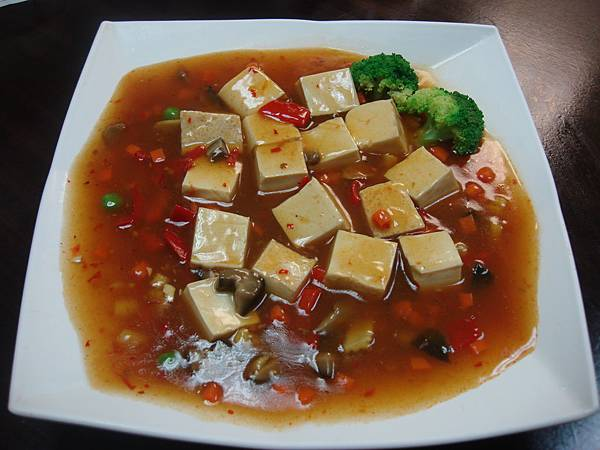 Ma Po Minced Tofu (Hot)