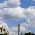 帖契 (13)-遠遠的就是紀念黑死病的高塔