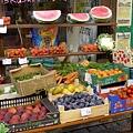 英吉夫(3)-賣水果的攤販