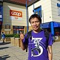 英吉夫(6)-來去逛賣場COOP(賣農場品的地方)