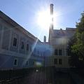 英吉夫(11)-接近6點,太陽還是很大啊!