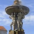 巴德傑維契(9)-到處都能見到紀念黑死病的塔