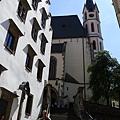 庫倫洛夫(10)-聖維塔教堂