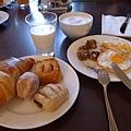 庫倫洛夫(5)-豐盛的早餐