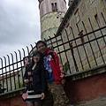 庫倫洛夫(12)-晚點再來爬後面的彩繪塔