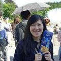 瑪莉安斯凱(13)-老大覺得so so的溫泉餅(其實就像台灣吃到的法蘭酥)